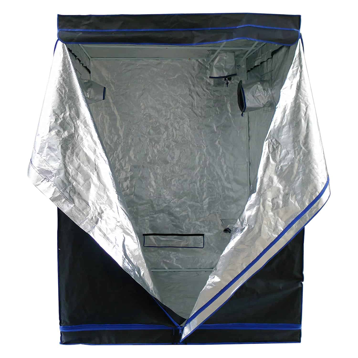 hydroplanet mylar grow tent review