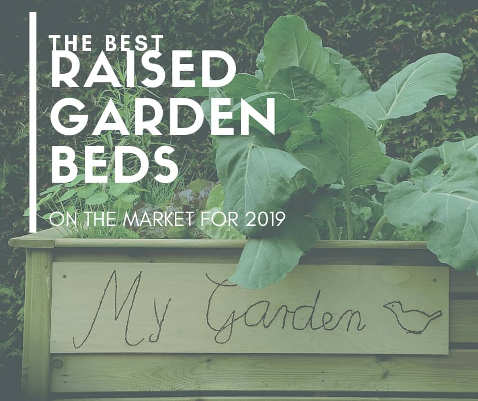 the best raised garden beds on the market