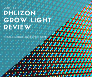 We review the Phlizon 1200 Watt LED Grow Light for performance and durability as well as looking at the entire Philzon grow light line.