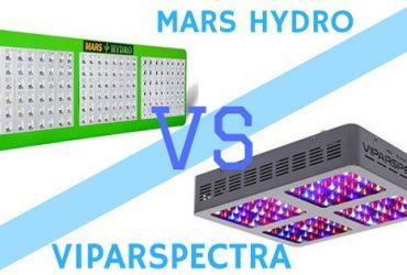 Viparspectra vs Mars Hydro: LED Grow Light Comparison